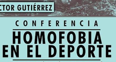 Photo of Victor Gutiérrez se une a Andalesgai 2018 con Homofobia en el deporte