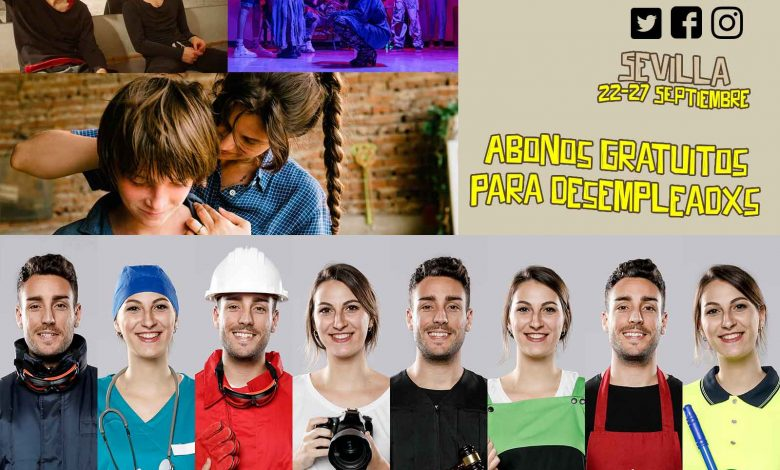 cine gratuito para desempleados en sevilla